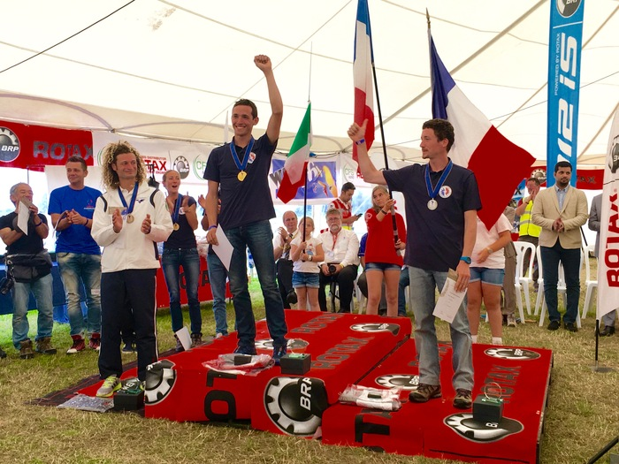 2016 08_30_the_Overall_podium_at_the_15th_FAI_World_Paramotoring_Championships_in_Popham_UK