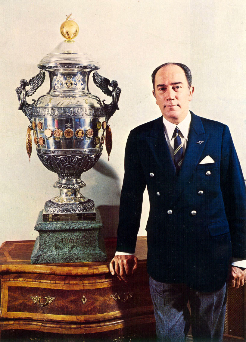 José Luis Aresti Aguirre and the Aresti Cup