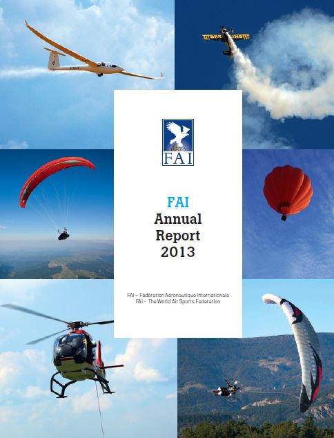 2013FAI-Annual-Report Capture Cover