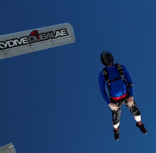 speedskydiving
