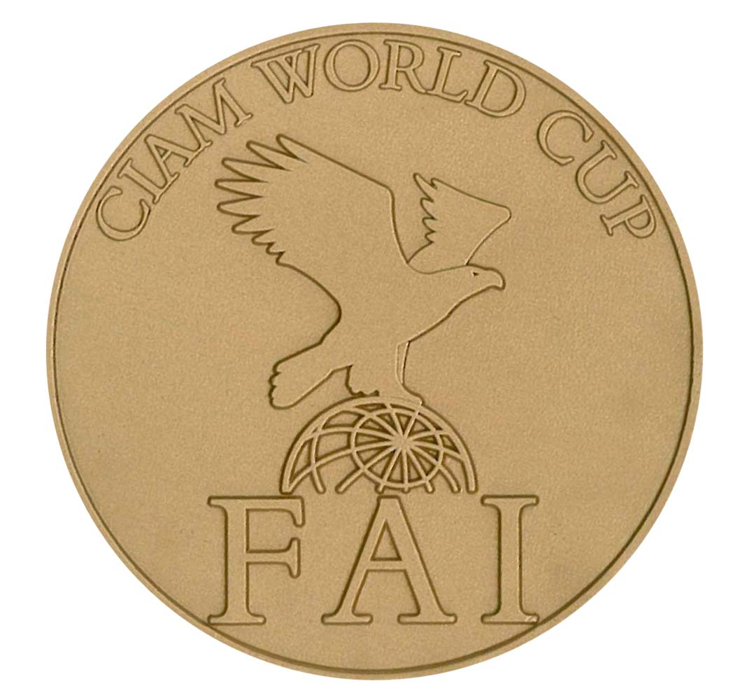 CIAM WCup Medal