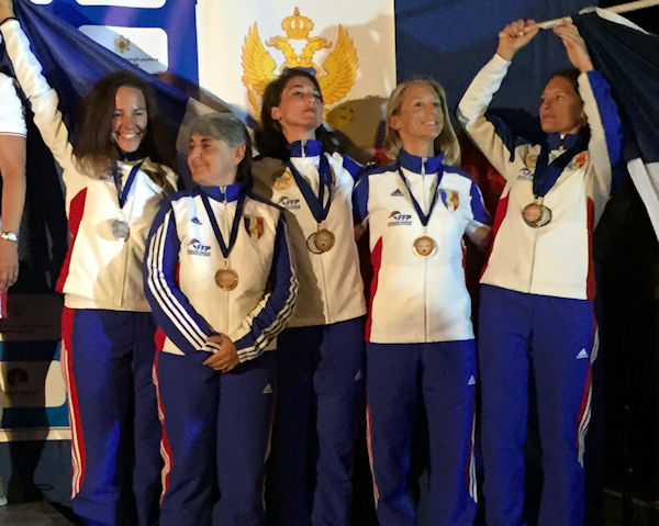 Female Accuracy_Team_Bronze